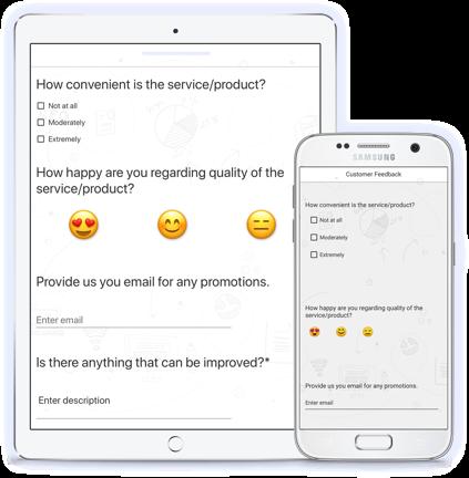 Customer Feedback Form | Customer Feedback Survey Form that works ...